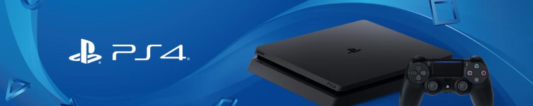 Herná konzola Playstation 4