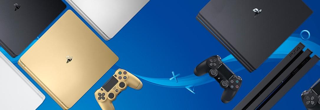 Varianty hernej konzoly PS4
