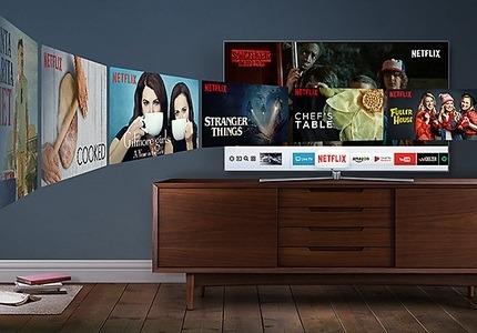 Platforma Q Smart pri Smart TV