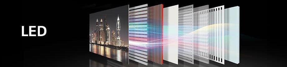 Princíp fungovania LED televízora