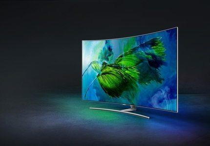 QLED televízory Samsung