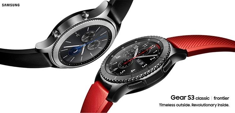 c7b05721c Samsung Gear S3 vám umožnia telefonovať priamo zo zápästia   Alza.sk