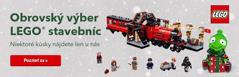 Široká ponuka LEGO