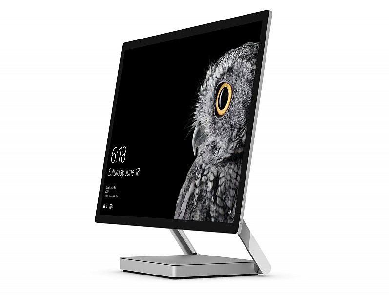 Microsoft Surface Studio - základňa