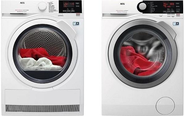 Set pračky a sušičky