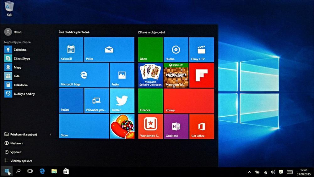 Ako zostaviť PC. Inštalácia Windows 10