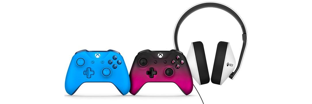 Xbox One příslušenství