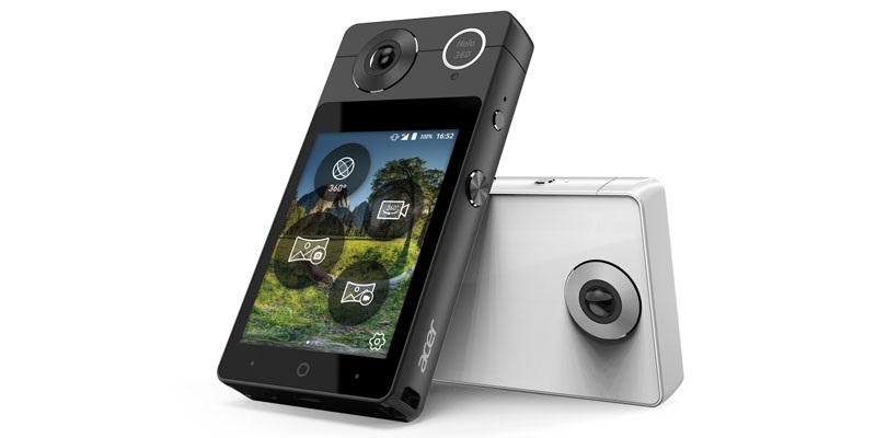 Acer Holo360: Zaznamenajte a zdieľajte kompletné scenérie