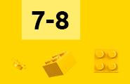 LEGO 7-8 let