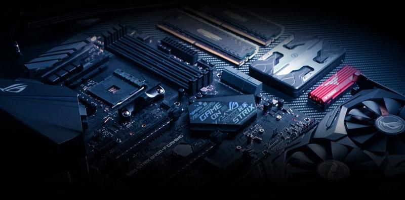 Lacné základné dosky s čipsetom AMD B450