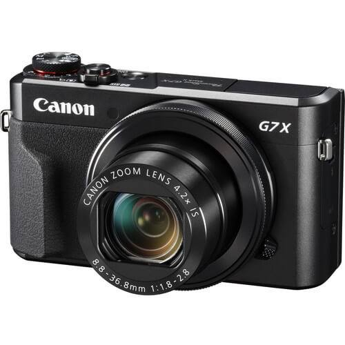 Profi kompakt Canon PowerShot G7 X Mark II