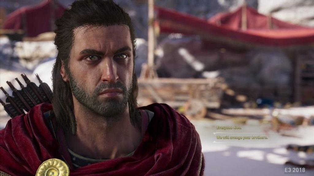 60cb9b643008 ... Assassin´s Creed  Odyssey  screenshot  hlavní postava