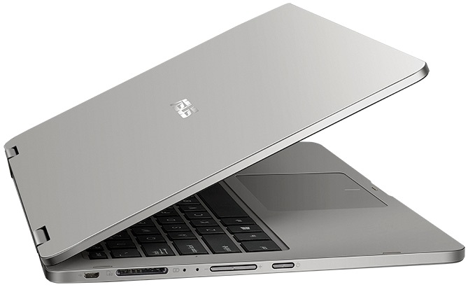 Asus VivoBook Flip 14 pootvorený