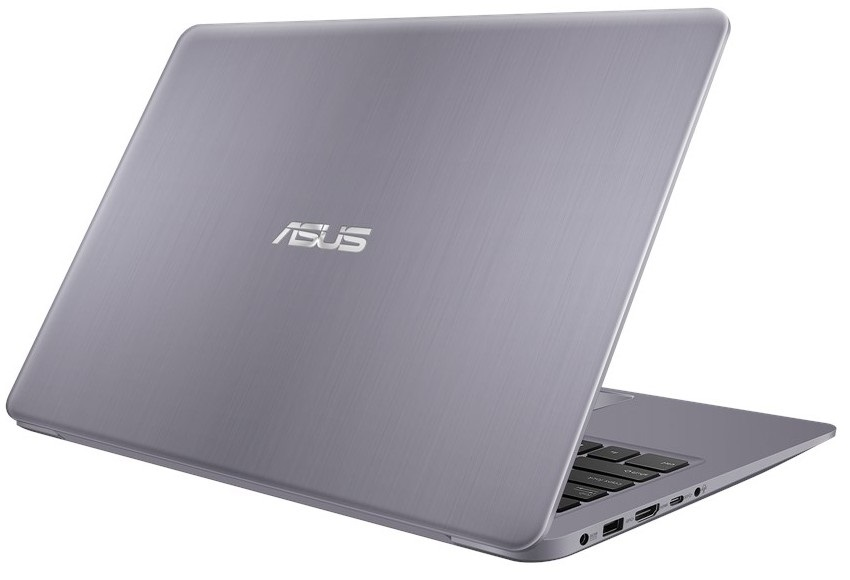 Asus VivoBook S14, sivý