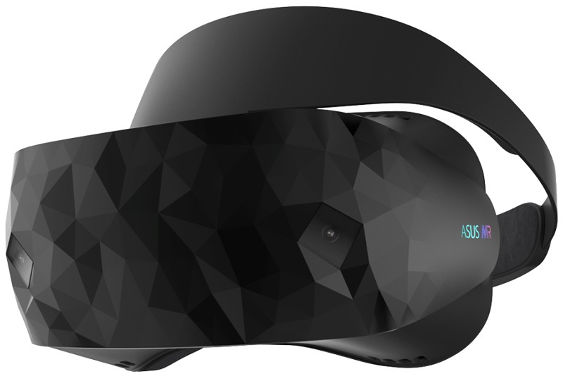 Asus Windows Mixed Reality Headset predná strana