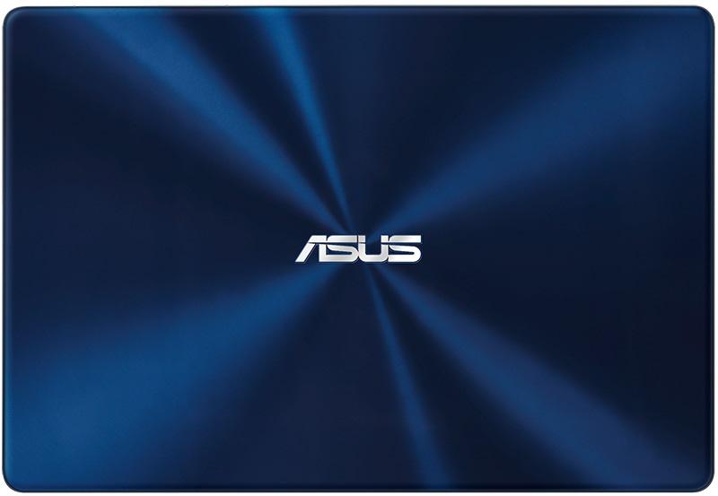 Asus ZenBook 13 zadná strana