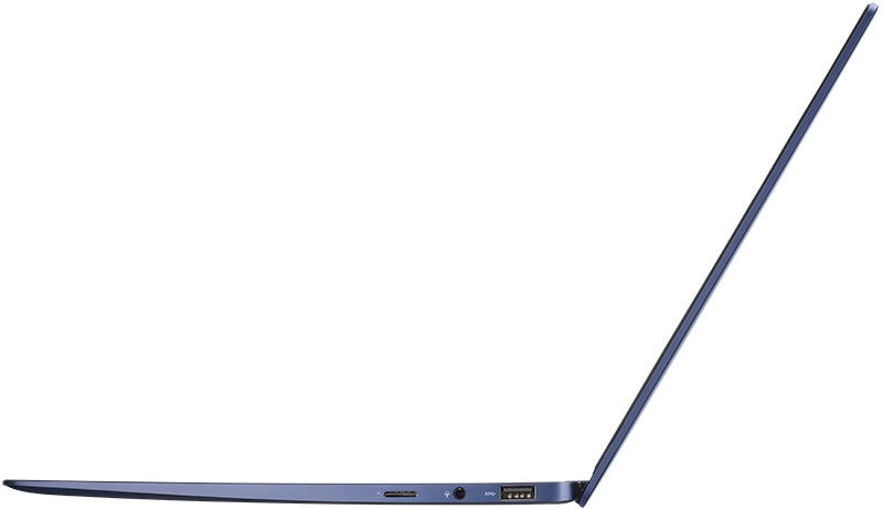 Asus ZenBook 13 bočná strana