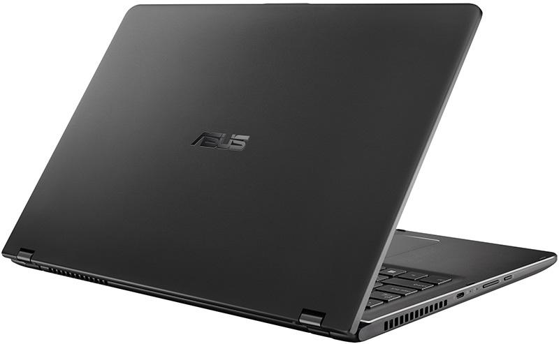 Asus ZenBook Flip 15 zadná strana