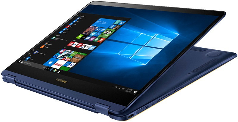 Asus ZenBook Flip S čelná strana