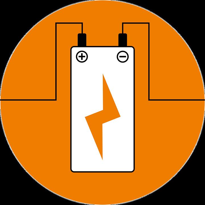 Batéria so zdrojom