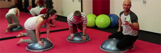 Ako cvičiť na BOSU