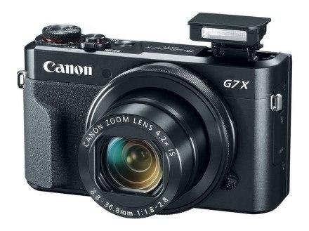 Profesionálny digitálny kompakt Canon PowerShot G7X Mark II