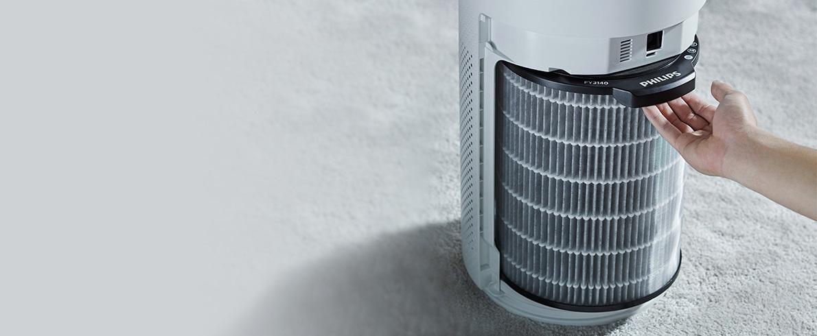 Čistička vzduchu Philips Dual Scan AC3858/50