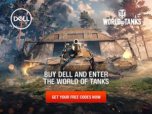 050b525adb7d8 World of TanksDell vás vtiahne do boja vo World of Tanks!