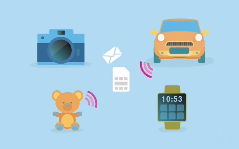 Co je eSIM; čip pro auta i hodinky
