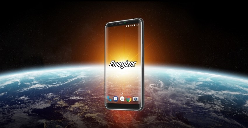 Energizer Power Max P600S, banner