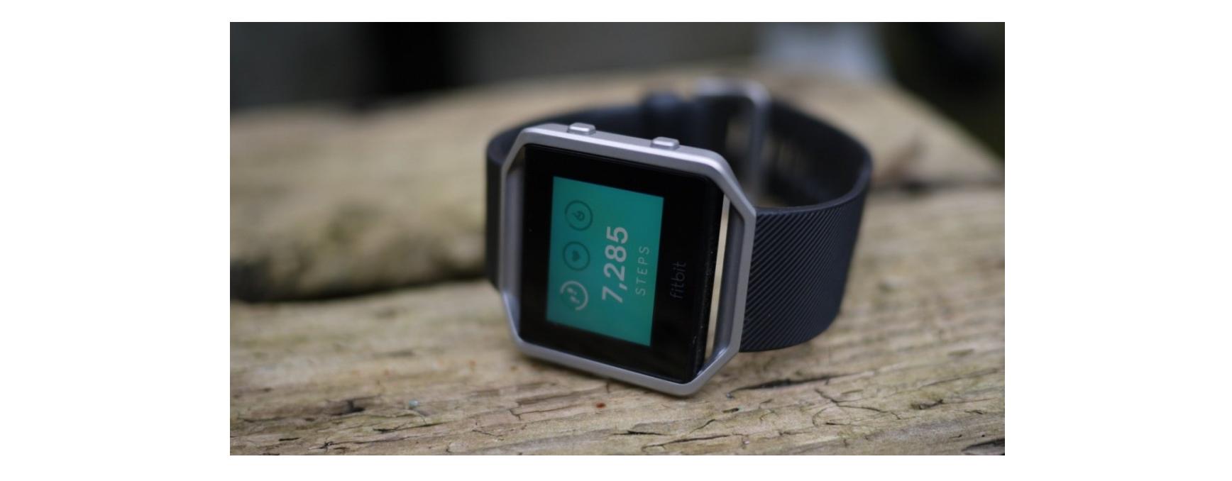 Fitbit Blaze - inteligentné hodinky