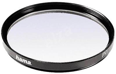 Fotografické filtre na objektív