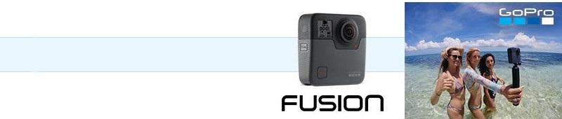 Natáčajte 360° videá s GoPro Fusion