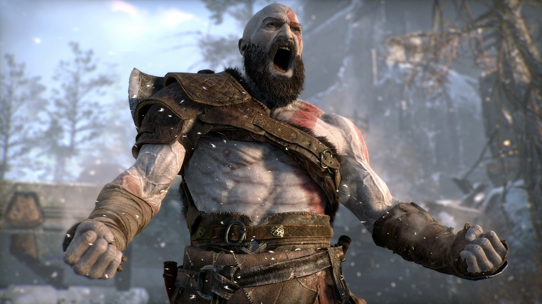 God of War; Kratos