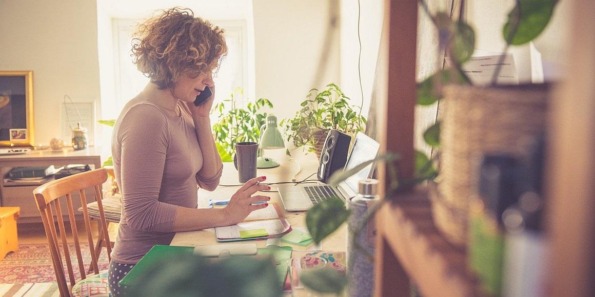 Ako okamžite a lacno získať vybavenie na prácu z domu?