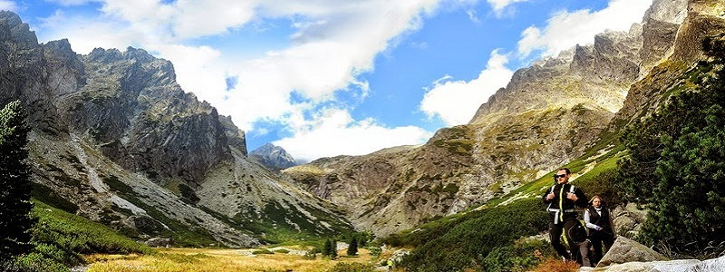 Treking a horská turistika (RADY A TIPY)