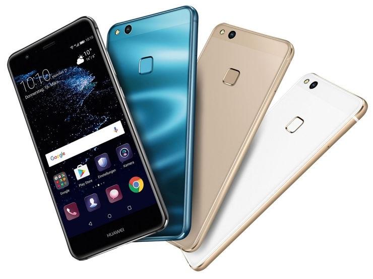 Huawei P10 Lit farby