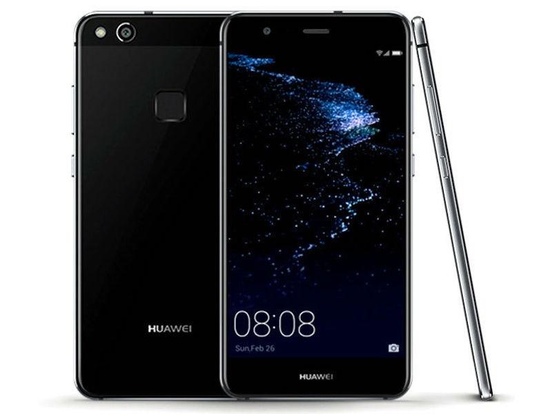 Huawei P10 Lite, čierny