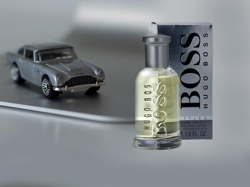 Toaletná voda pre mužov HUGO BOSS Boss No. 6 Bottled