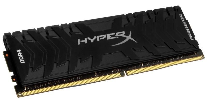 HyperX Predator 3 600 MHz CL17 (RECENZIA A TESTY)