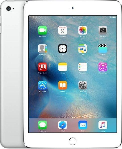 iPad mini 4 strieborný