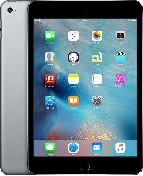 iPad mini 4 sivý