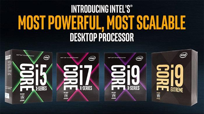 Intel Skylake-X, Intel Core i9