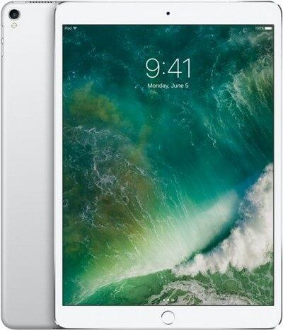 "iPad Pro 10,5"" - strieborný"