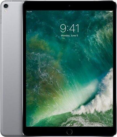 "iPad Pro 10,5"" - vesmírne sivý"