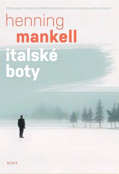 Italské boty - Henning Mankell