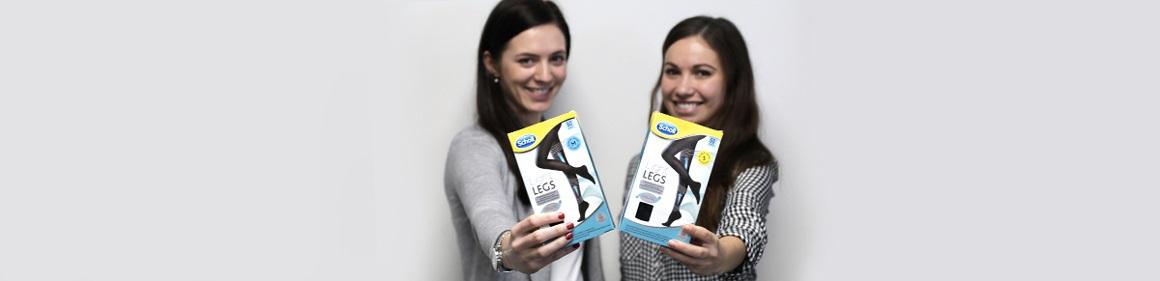 Vyskúšali sme pre vás: kompresné pančuchové nohavice SCHOLL Light Legs