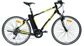 Krosový elektrobicykel