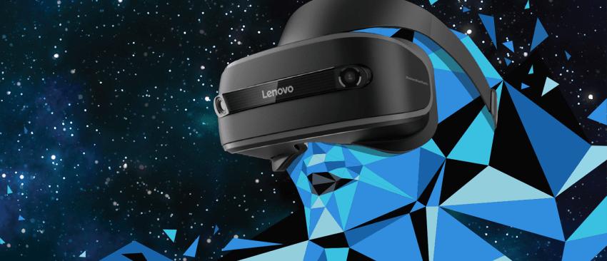 a281c8213 Dokáže VR headset Lenovo Explorer vystúpiť z rady WMR okuliarov? V stále  rastúcom segmente virtuálnej reality ...