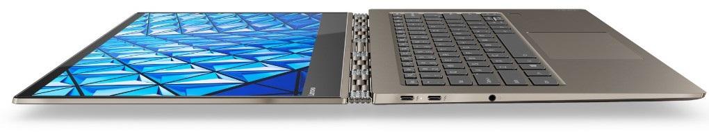 Lenovo Yoga 920, pátn